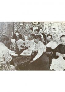 1900: Hackney Ayah's Home Opens