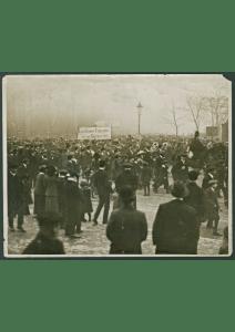 1914: East London Suffragettes formed