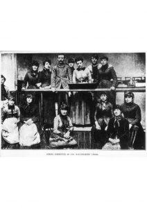 1888: Match Women Strike